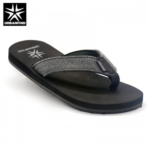 URBANFIND Casual Men Slippers Flip Flops Summer Shoes Home Beach Footwear