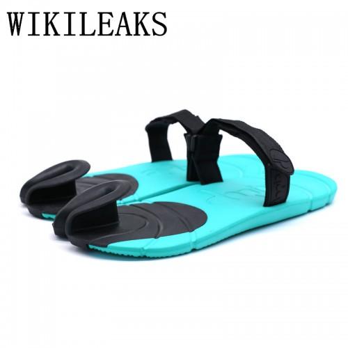 summer slippers men shoes flat sandals for men zapatos de los hombres zapatillas designer slides luxury