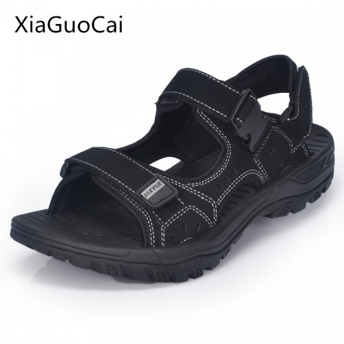 Famous Brand Casual Men Sandal Fashion Plastic Summer Beach Water Shoes (24)