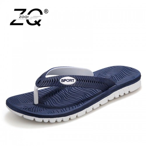 Plus Size Sale Summer Flip Flops Men Casual Fashion Men Beach Shoes Massage Indoor