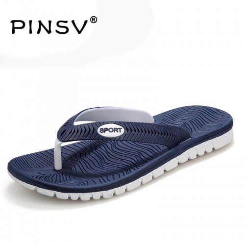 Summer Shoes Men Flip Flops Flats Beach Slippers Flip Flops Mens Beach Shoes For Men Slippers