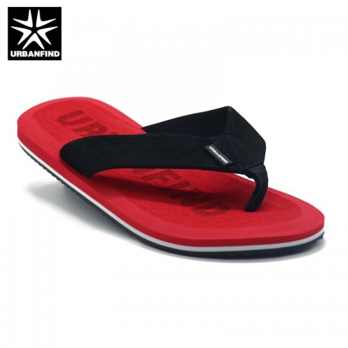 URBANFIND Beach House Slippers Men Fashion Flip Flops Size 41 46 Designer Man Casual Summer Shoes