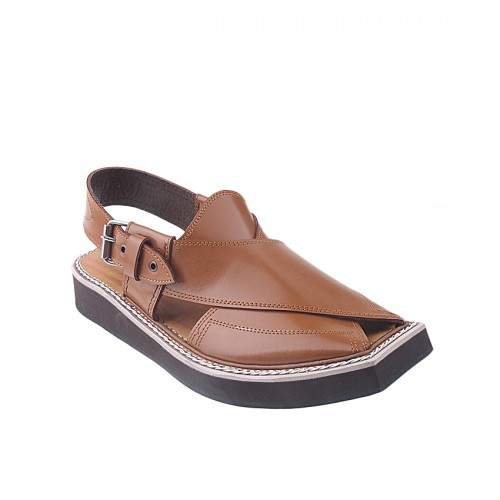Castillo Genuine Leather Kaptan Chapple - Tan Shoes