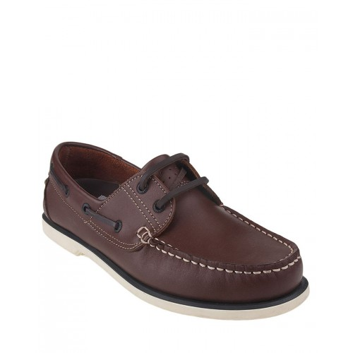 Castillo Genuine Leather Junipar Mustard Shoes
