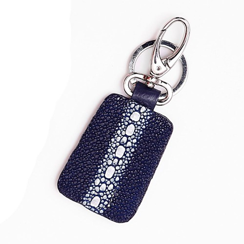Genuine Leather Castillo Key Chain KH-25