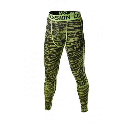 Mens Compression Pants Fitness Leggings (2)