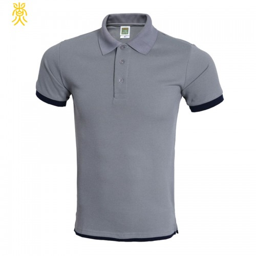 2017 New Arrival Hot Sale Polo Shirts Men Spring Summer 10 Colors Fashion Casual Short Sleeve