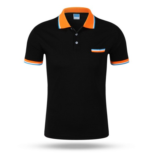 2017 top fashion New Brand Men s Polo Shirts Summer Style Polos Short Sleeve Solid Shirt