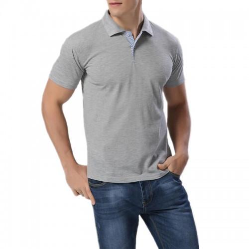 Hot Polo 2016 New Fashion brand Short Sleeve Men Polo Men Cotton Casual Breathable Fitness Boss