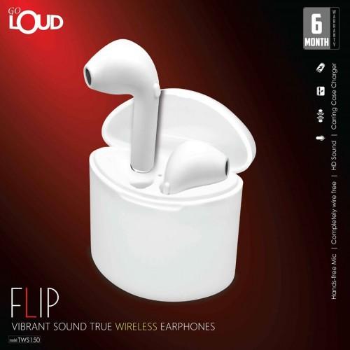 Loud TWS150 True Wireless Bluetooth Earphones with Charging Case