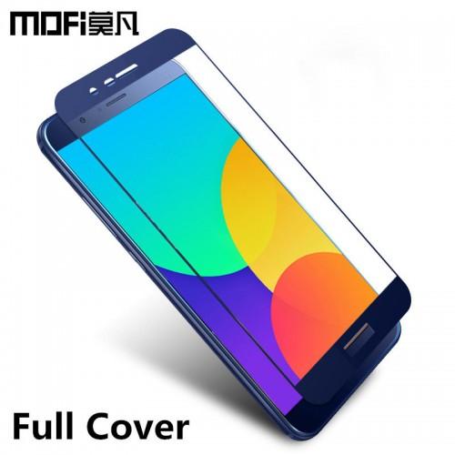 Huawei honor v9 glass tempered MOFi original Huawei honor 8 pro screen protector film full cover