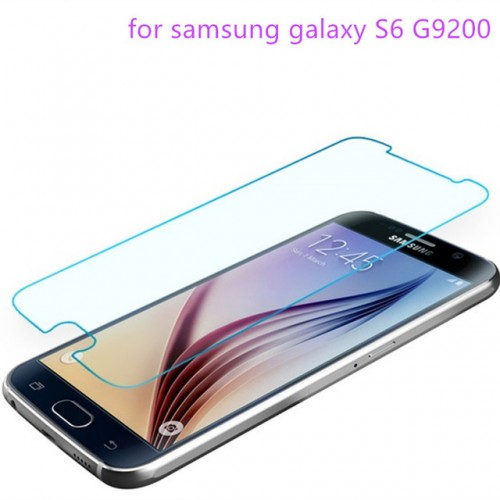 Tempered Glass For Samsung Galaxy S6 Screen Protector Film For SAMSUNG S6 Explosion Proof Function Protective