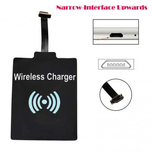 New Arrival High Quality Hot Sale Qi Wireless Charging Receiver Card Charger Module Mat for