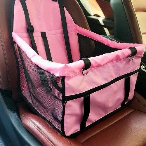 Breathable Pet Car Mat Yarn Hanging Bag Supplies Double Layer Thicker Pet