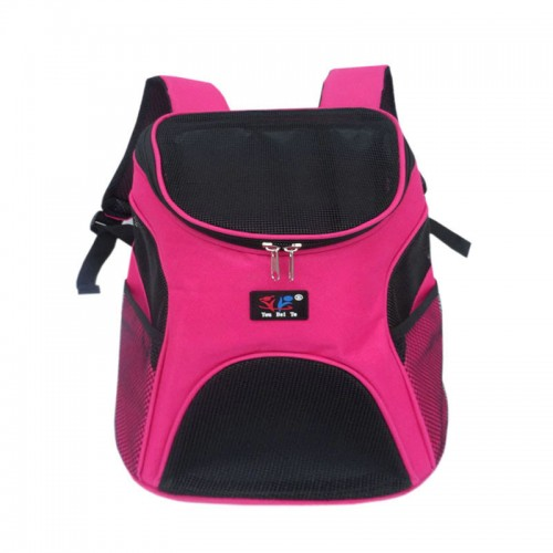 Nylon Pet Carrier Package Travel Backpack Portable Pet Handbag For Small Cats