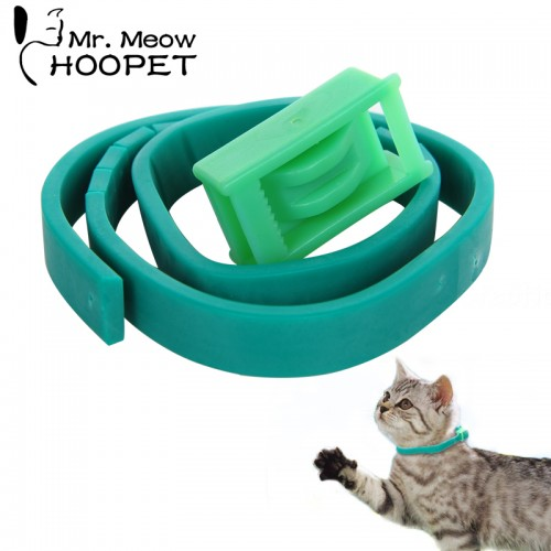 Natural Pet Flea Collar Can Be Adjusted Cat Summer Insect Lice Collars Essential Oils Formula Long