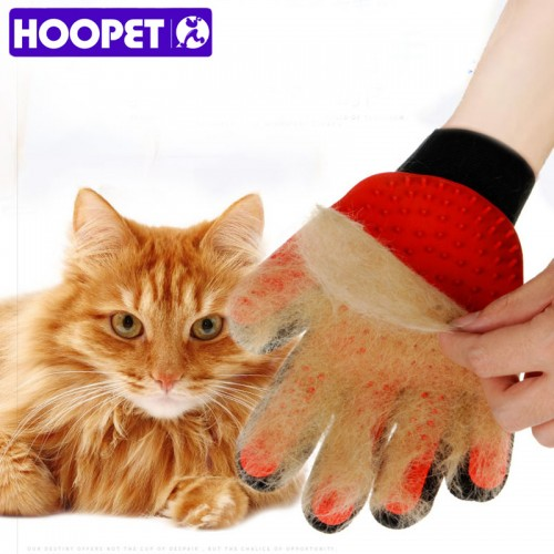 Cat gloves hair comb pet bath brush dog massage Pet grooming cleaning supplies