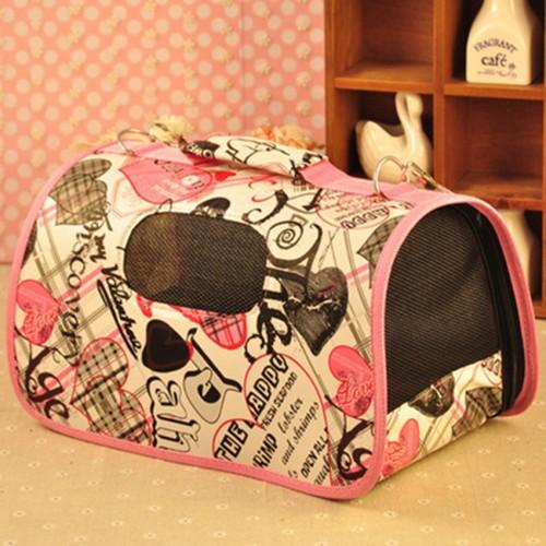 2017 Folding Pet Bags Pet Carrier Portable Oblique Cross Cat Fashional Design High Quality Pet Product