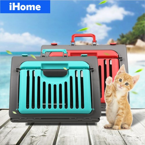 High Quality Travel Cats Cage Foldable Small Dogs Cages with Soft Sleeping Pad or Waterproof Wind