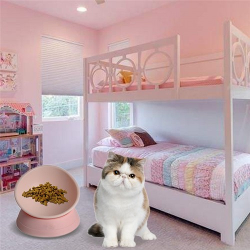 Synthetic Rubber Inclined Angle Non slip Cat Pet