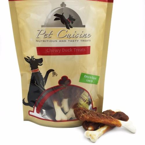 Healthy Dog Treats Training Snacks Pet Food Puppy Chews Duck Jerky Drumsticks Pet Cuisine