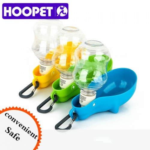 Listing Portable pet dog drinking out of water bottle practical large capacity Safe
