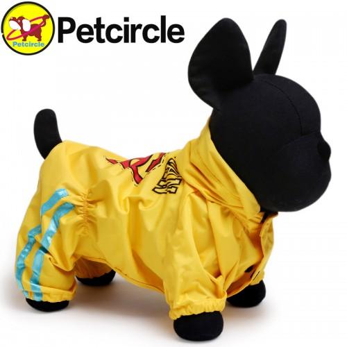 Petcircle Dog Raincoat Clothing Waterproof Color Dog