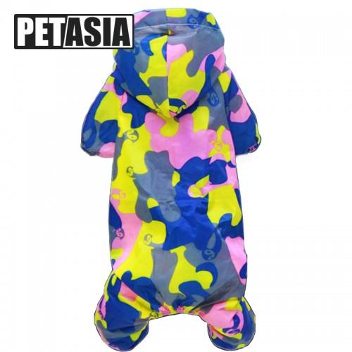 Raincoat For Pet Dog Spring Summer Small Medium Dog Clothing