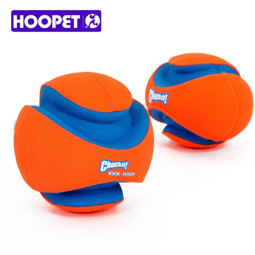Chuckit Fumble Fetch Toy for Pet Outdoor Toys Puppy Football Soft And Flexible Rubbe Resistant
