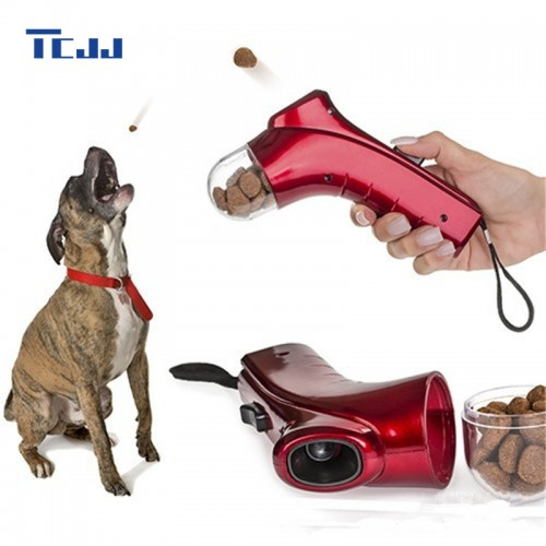 Funny Pet Dog Training Toy Dog Training Snacks Feeder Pet Food Catapult Incentive Tool Outdoor Toys