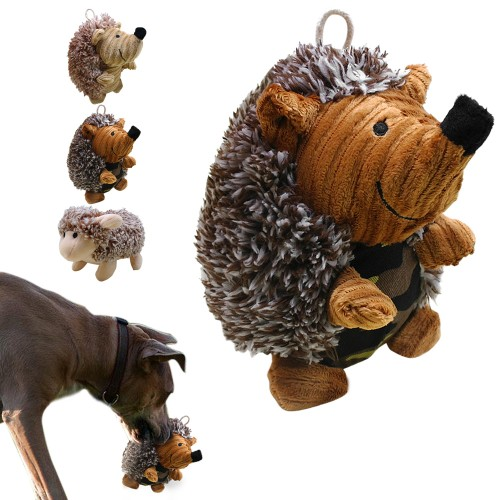 Pet Dog Plush Squeaking Toy Training Squeaky Chewing Toys For Small Medium Dogs