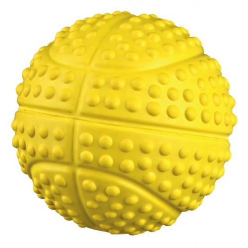Rubber Durable BaseBall Shape Small Ball Dog Training Chewing