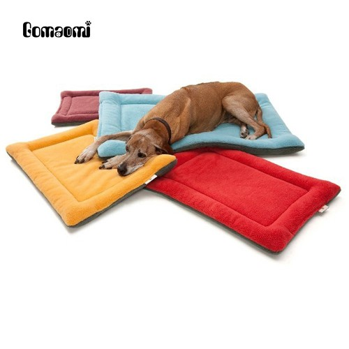 Pet Cushion Mat Warm Dog Mattress Pad for Pet House Kennels Cage Crate Bed