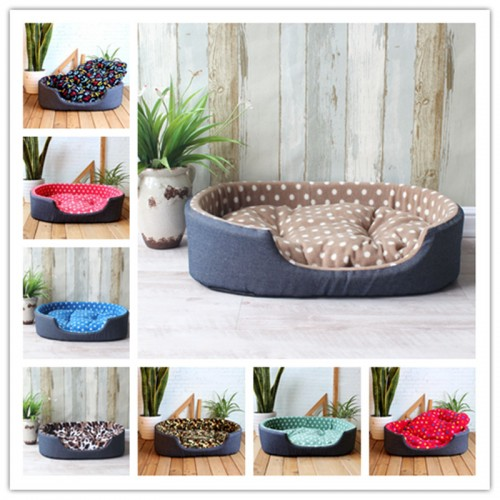 Pet Kennel House Warm Large Dog Bed Cushion Mat Sofa for Big Dogs