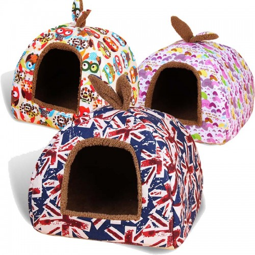 Soft Winter Dog House Summer Dog Bed Fashionable
