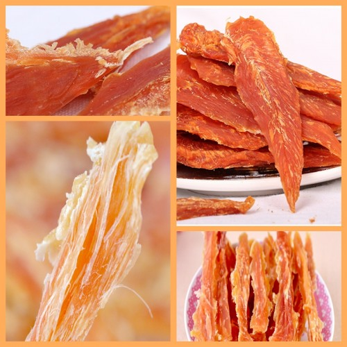 natural dry pet dog food snack chews treats training Chicken jerky Twist Sticks