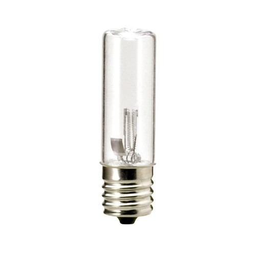 3W E17 UV Germicidal Light Bulb Intermediate 3 Watt UV C Replacement Bulb for GG1000 1100