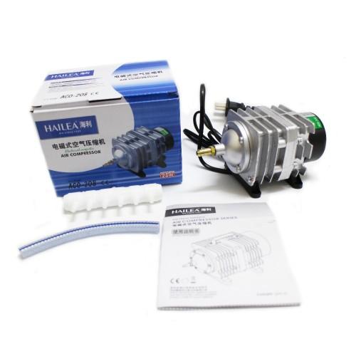Hailea Electromagnetic Air Compressor aquarium air pump aquarium oxygen