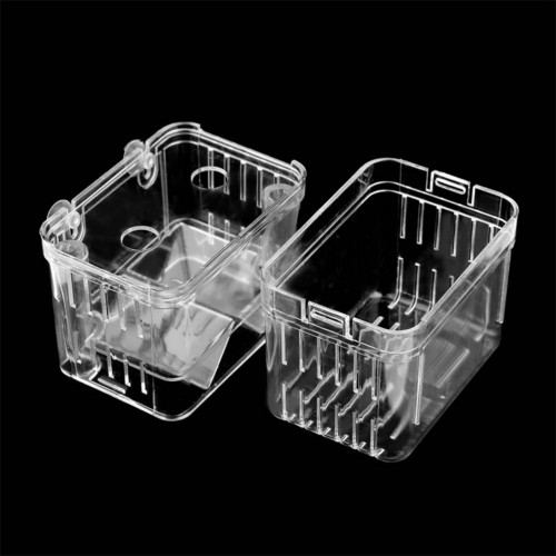 Transparent Fish Tank Aquarium Incubator Fish Breeding Hatching Multi functional Acrylic Fish Breeding Isolation Box