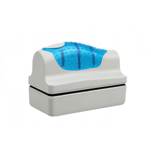 Magnetic Aquarium Glass Cleaner Aquatic Algae Cleaning Magnet Algae Brush Scrubber Fish Tank