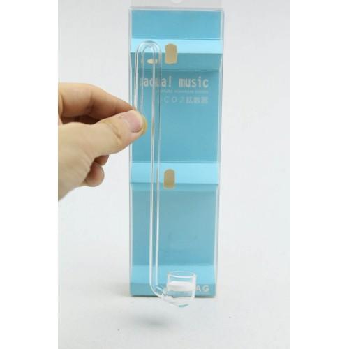 CO2 glass diffuser atomizer hang on mini nano U aquarium plant tank mini