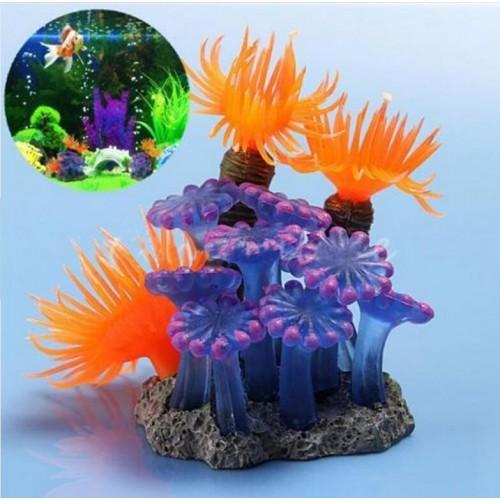 Colorful Resin Artificial Sea Marine Coral for Fish Tank Aquarium Decoration