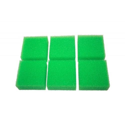 Pack of Compatible Nitrate Aquarium Filter Sponge for Juwel Compact Bioflow