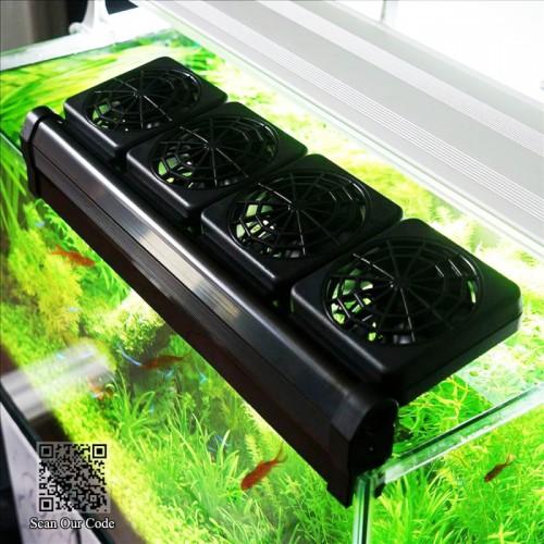 Aquarium Accessories aquarium tank cooling fans fish tank fans fans for aquarium coral reef fish tank