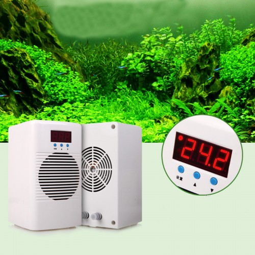electron water cooler warmer chiller for less than 20L aquarium coral reef shrimp water plants jellyfish