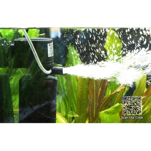 Super Aquarium Water Pump for fish tank Internal Submersible Pump Spray Flow water Biological Filtering