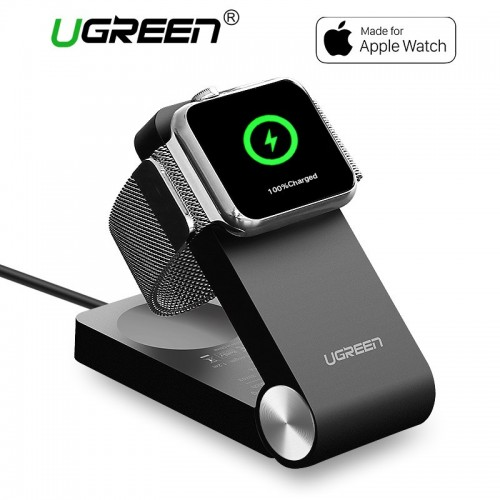 Ugreen Wireless Charger for Apple Watch Charger Foldable Apple MFi Certified Charger 1 2m Cable