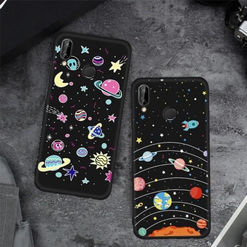 Cute Pattern TPU Case For Huawei Mate 10 P20 Pro P10 P8 P9 Lite Nova