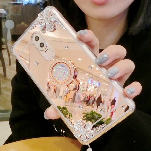 Mirror Shiny case For Huawei P20 Pro case P9 P10 plus mate 10 9 20 honor