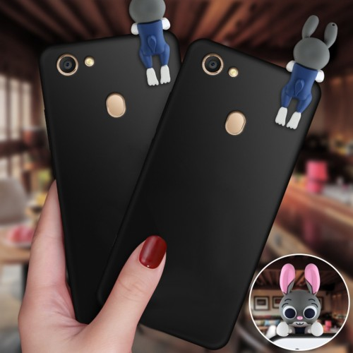 Axbety Cute Dolls Toys Case For OPPO Case Cartoon Lovely Back Cover For OPPO